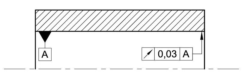 rysunek konstrukcyjny - bicie poprzeczne